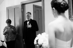 Father-Daughter first look.