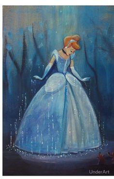 This is so beautiful. A wonderful interpretation of Walt Disney's favorite piece of animation.