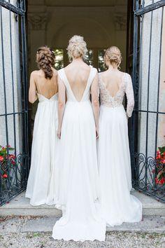 Handmade with Love in Austria. Bridesmaid Dresses, Wedding Dresses, Austria, Lace Wedding, Bridal, Handmade, Fashion, Hand Sewn, Bridle Dress