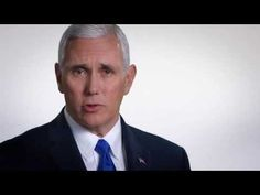 Pence Church Message (November 4, 2016) Trump's party - Mike Pence & Dr Ben Carson both evangelical, Rudi Giuliani is a man of faith along with others. God has them in place miraculously for such a time as this - like Queen Esther. We will pray for them