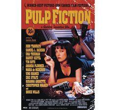 Pulp Fiction Poster. Hier bei www.closeup.de