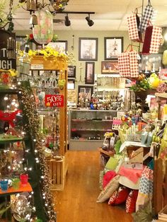 A view of the variety of products at Dedrick's Pharmacy & Gifts in New Paltz, NY ( Gifts) Pharmacy Gifts, New Paltz, Local Stores, I Shop, Fans, Christmas Tree, Holiday Decor, Shopping, Home Decor