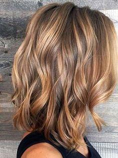 37 Hottest Ombré Hair Color Ideas of 2019 - Style My Hairs Blonde Ombre Hair, Ombre Hair Color, Hair Color Balayage, Blonde Color, Cool Hair Color, Blonde Balayage, Brown Hair Colors, Blonde Curls, Honey Balayage
