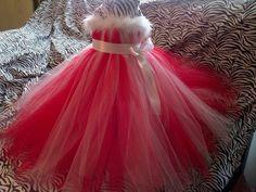 Valentines tutu dress