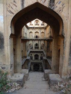 India's Forgotten Stepwells / Photos © Victoria Lautman