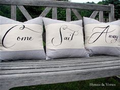 I need these for the beach house.  What a cute idea :)