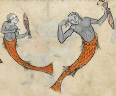 "Detail from ""The Rutland Psalter"", medieval (c1260), British Library Add MS 62925. f 76r"