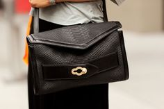 Pour La Victoire bag –more street-spotted accessories after the jump!