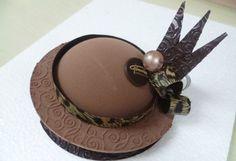chapeau en chocolat - Recherche Google Recherche Google, Cake, Desserts, Food, Hat, Chocolates, Pie Cake, Meal, Cakes