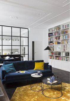 Un appartement italien décoré par une designer - PLANETE DECO a homes world