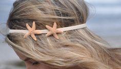 cute seashell headband