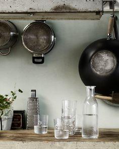 Minima glassware, Cecilie Manz design | Holmegaard
