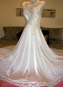 Vintage Olga Nightgown style # 9277