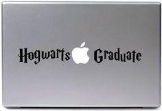 Proud Hogwarts Grad