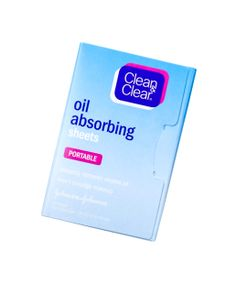 No. 10: Clean & Clear Oil Absorbing Sheets, $4.99. A must have!
