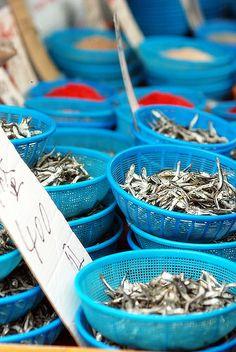 醃小魚乾 Salted dried fish   Japan