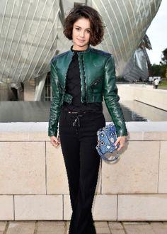 Escolhida a dedo: Sophie Charlotte é a 1ª musa brasileira da Louis Vuitton