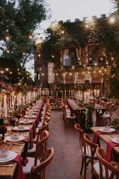This Might Be The Prettiest Harry Potter-Themed Wedding You'll Ever See