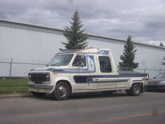 CC Outtake: Ford Econoline Tow Rig... always thought these were cool in a weird way but for certain applications...