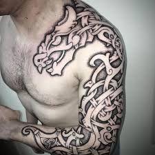 """Résultat de recherche d'images pour """"jormungand celtic tattoo"""""""