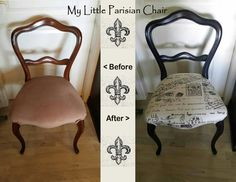My little Parisian chair