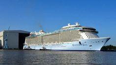 Cruise ship - QUANTUM OF THE SEAS