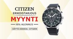Buy CITIZEN Watches for Men and Women at 10% Off, Use Coupon Code : CITIZEN, Hurry Up Guys...!!!