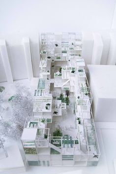ARCHITECTURAL MODELS : Photo