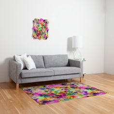Gabriela Fuente Belle I Woven Rug | DENY Designs Home Accessories