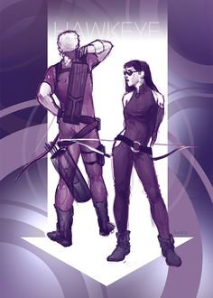 """bopx:  Matt Fraction and David Aja are doing some great work with Hawkeye Side note: Hawkeye sounds a lot like """"好可爱"""" which means """"cute"""" whic..."""