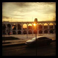 Arcos da Lapa - RJ