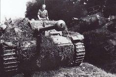 "StuG.III Ausf.G of 2.Sturmgeschütz-Abteilung - 2.SS-Division ""Das Reich"""