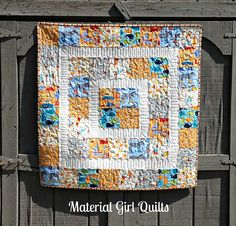 Oh Boy! {a finished quilt}