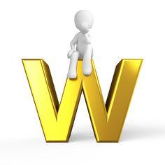 W, Carta, Orden Alfabético, Por Orden Alfabético, Abc
