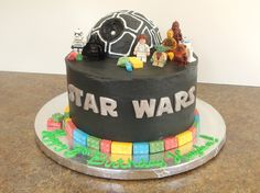 Cakes Easy Star Wars Birthday At Walmart Cake cakepins.com