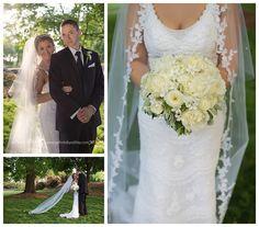 Greek Orthodox Church Wedding | Annunciation Greek Orthodox Church | Winston-Salem Wedding Photographer | A Photo by Ashley  |  North Carolina Wedding Grace Court Winston-Salem, NC