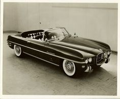 1954 Dodge Firearrow lll by Ghia