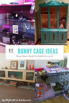 These bunny houses will blow you away!