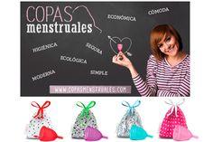 ¿Qué son las copas menstruales? Te contamos las ventajas de este producto.