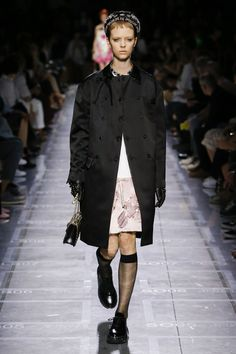 Prada Spring 2019 Ready-to-Wear Fashion Show Collection  See the complete  Prada 150e2317c57