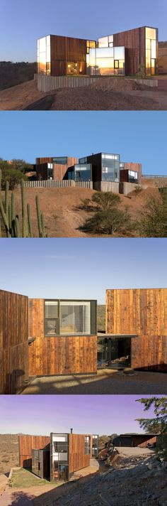 CGM House -   Architects: Ricardo Torrejón Schellhorn  Location: Los Aromos, Limache, Valparaíso Region, Chile  Built 2012