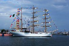 2013-4-29 Tall Ship ARM Cuauhtemoc Visits Norfolk
