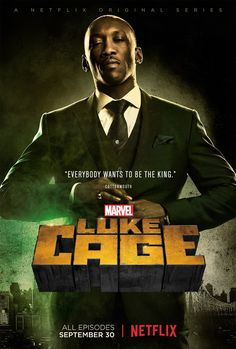 luke cage livre | Luke Cage : au tour des méchants de s'afficher - Le blog de Marvelll