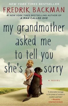 """Read """"My Grandmother Asked Me to Tell You She's Sorry A Novel"""" by Fredrik Backman available from Rakuten Kobo. A charming, warmhearted novel from the author of the New York Times bestseller A Man Called Ove. Elsa is seven years old. Book Club Books, Book Lists, New Books, Good Books, The Book, Books To Read, Reading Books, A Man Called Ove, Reading Online"""