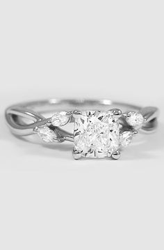 This with a sapphire in the middle is my dream engagement ring!!!