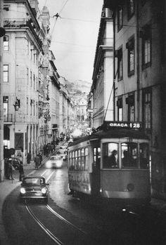 street car @ Lisbon