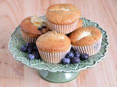 Receta | Muffins de arándanos - canalcocina.es