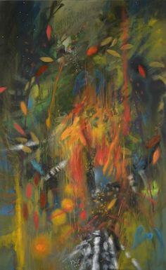 Carlos jacanamijoy. Contemporary Art, Abstract Art, Fine Art, Artwork, Wall Street, Paintings, Artists, Google, Pen And Wash