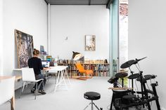 Gallery of Look Inside a Collection of Parisian Architecture Offices, Photographed by Marc Goodwin and Mathieu Fiol - 8