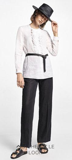 Mode Birkenstock, Normcore, Chic, Blouse, Long Sleeve, Sleeves, Tops, Women, Style
